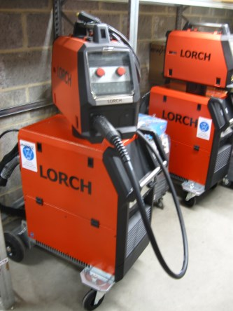 Welding Equipment Mig Welder Lorch Micormig 400bg Gas